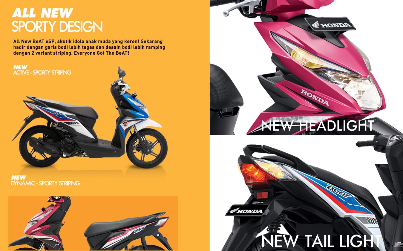 All New Beat Esp Honda Cun Motor Madiun Honda Madiun