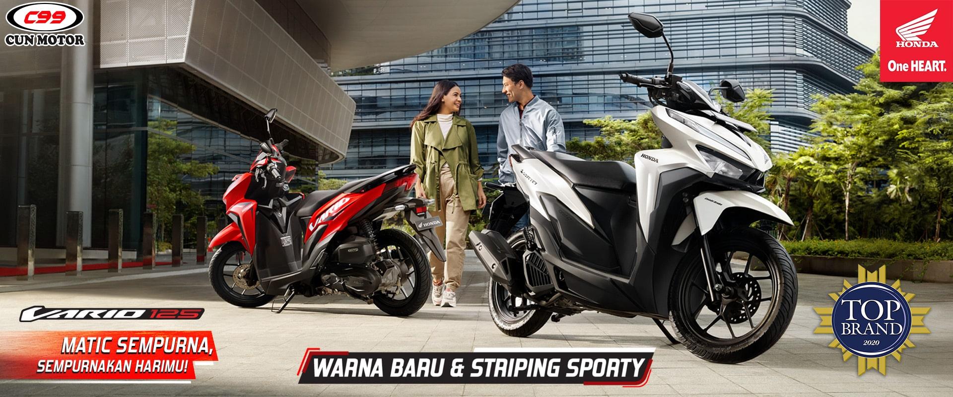 all new vario 125cc