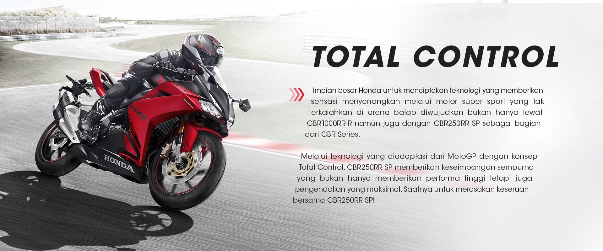 new CBR 250RR Honda cun motor