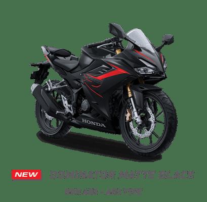 Honda New CBR150R di cun motor